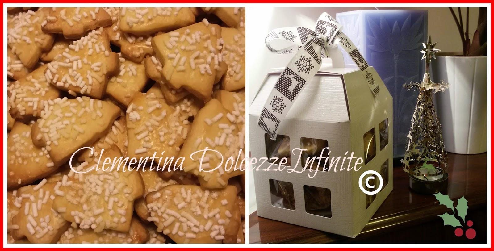 Biscotti Classici Di Natale.Dolcezze Infinite Biscotti Di Natale