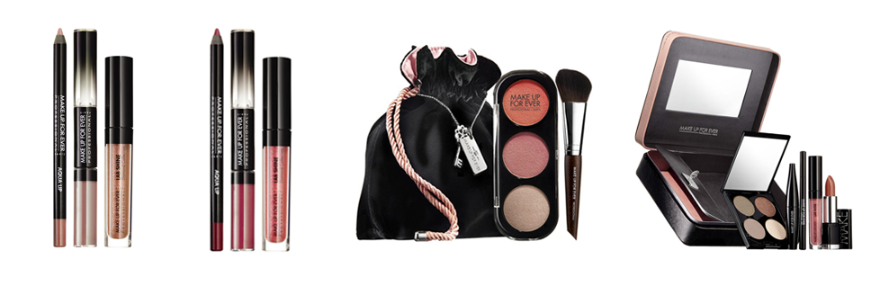 Make Up For Ever présente sa collection Fifty Shades of Grey