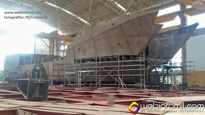 BDA Buque Desembarco Anfibio Armada Nacional Colombia