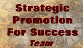Grab Button For Strategic Promotion For Success Team