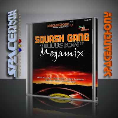 "SQUASH GANG - ""ILLUSION\"" MEGAMIX 2011 (mixed by SpaceAnthony)"