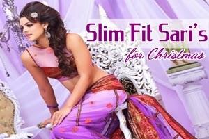 Slim Fit Saree Fashion