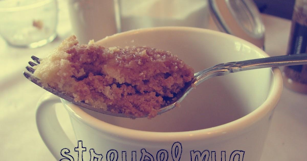 Mug Cake No Oil Or Butter