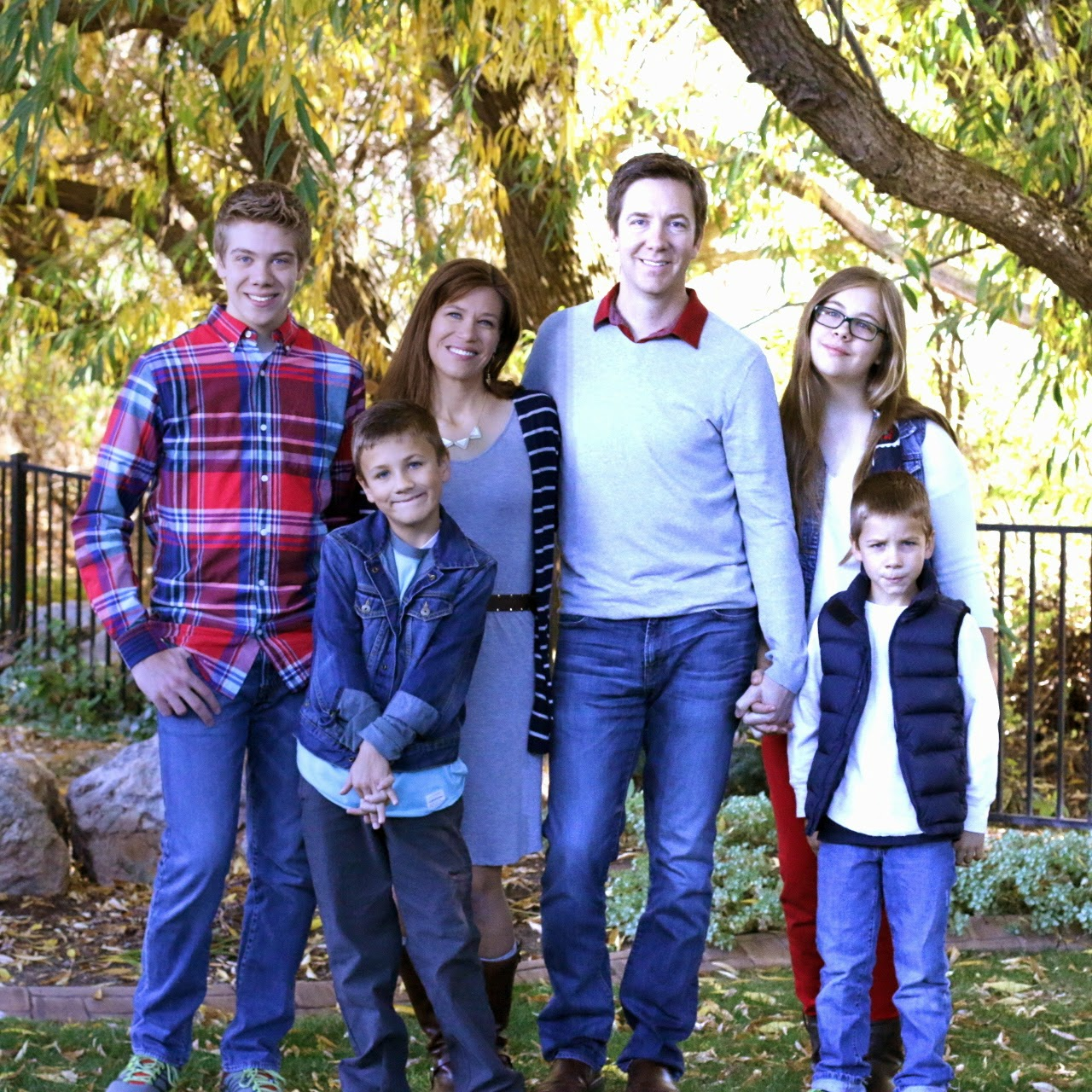 My Family - One Month Before My Diagnosis