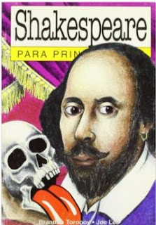 Spanish edition of my book on Shakespeare