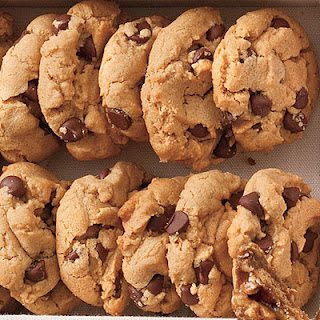 Aneka Resep Kue Kering: CHOCOLATE CHIP COOKIES
