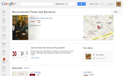 Google launches new search service and local recommendations