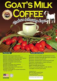 khasiat Goat's Milk Coffee