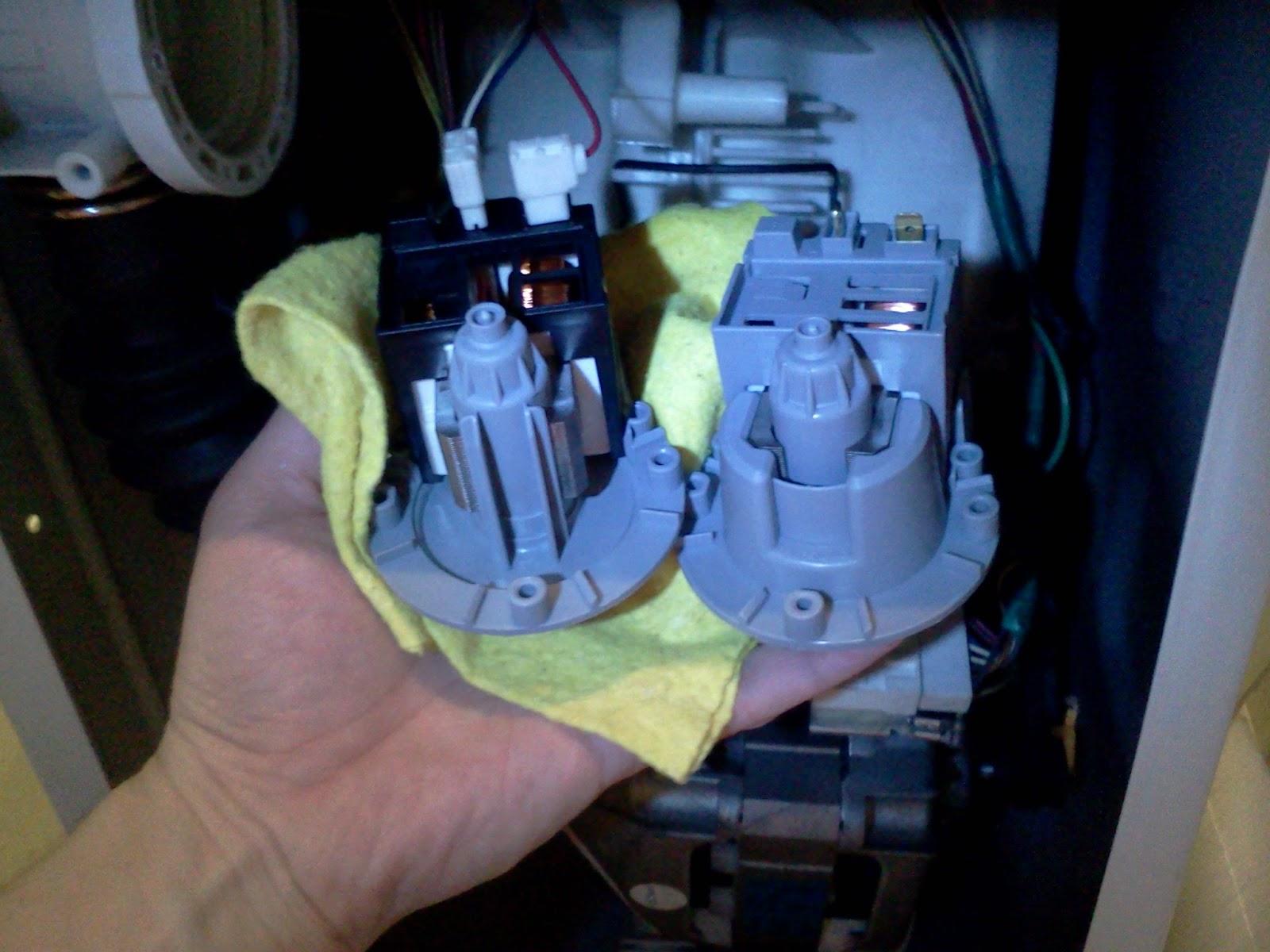 Самсунг стиральная машина замена насоса своими руками