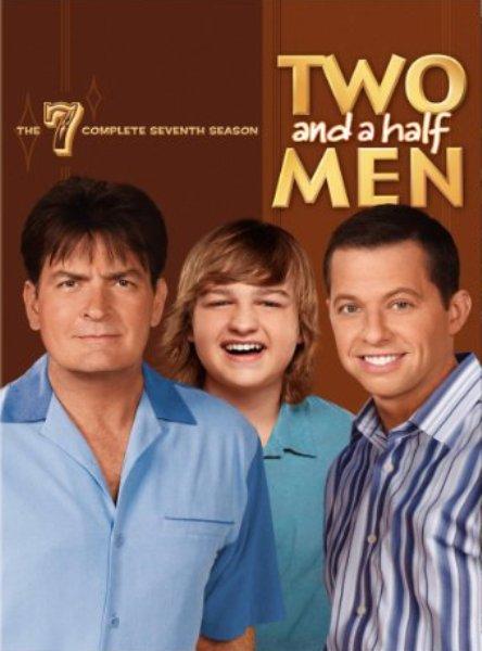 Dois Homens e Meio 7ª Temporada Dublado Completo