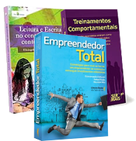 Livros da Psicóloga Elisângela Paes Leme