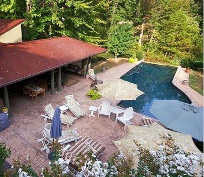 Fotos de terrazas terrazas y jardines im genes de casas for Fotos de terrazas de casas de campo
