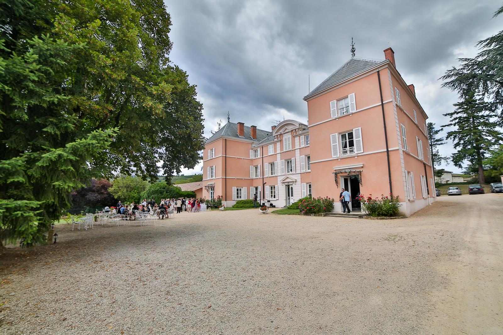 Chateau De La Chapelle Des Bois - Les moineaux de la mariée {Vrai mariage} Audrey& Arnaud