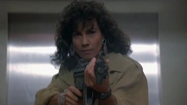 Rachel Ticotin como Melina en Desafío Total