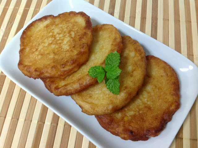 Angela Chia: Easy & Economical Cream Corn Fritters