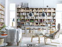 IKEA Home Office Library