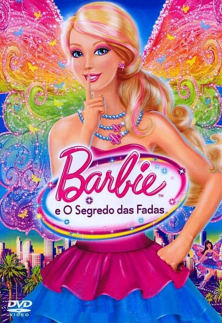Coleção dos Desenhos da <b>Barbie</b> 2014