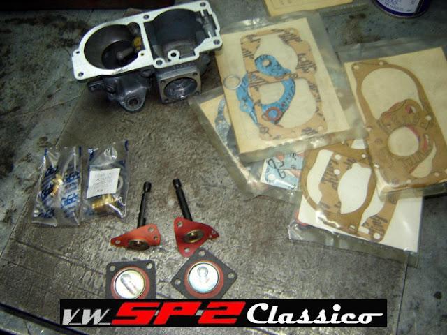 Restauração motor do Volkswagen SP2_5
