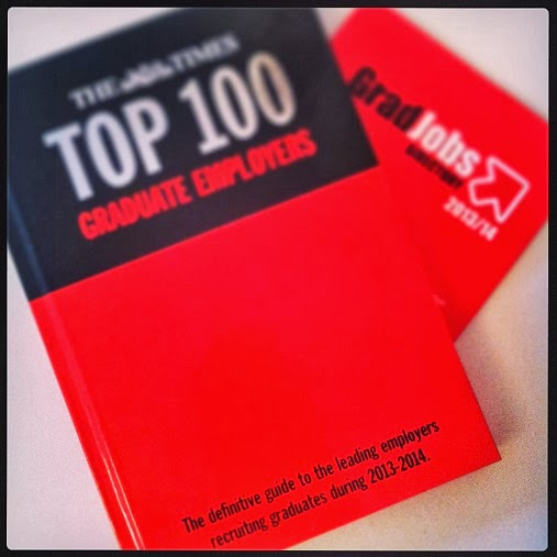 The Times Top 100 Graduate Employers - Grad Schemes