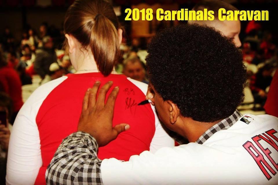 2018 Cardinals Caravan