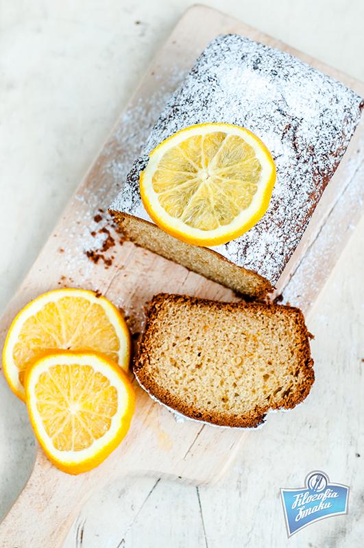 Ciasto pomarańczowe przepis