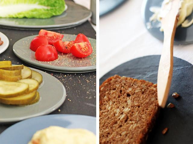 Amalie loves Denmark menu NEW NORM Schieferplatte
