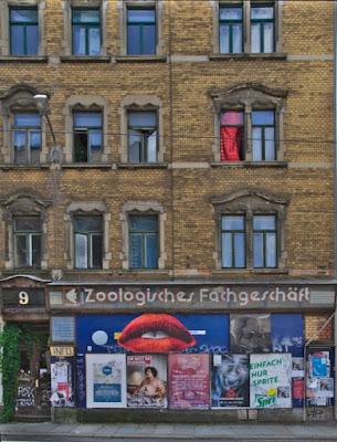 Zoofachgeschäft  Leipzig, Georg-Schwarz-Straße, Hypepzig