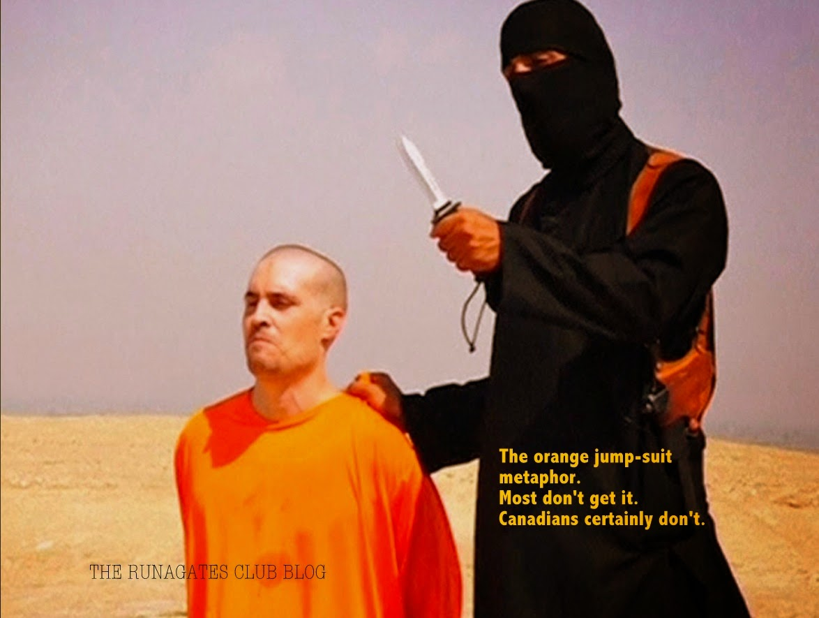 Jihadi John - I.S.I.S. video star