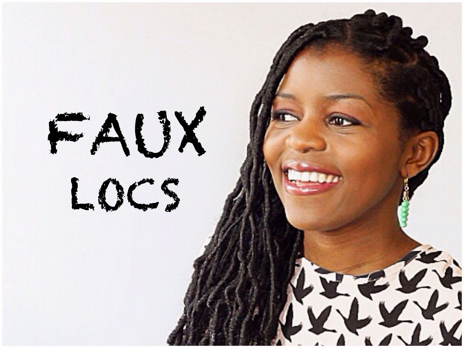 How I Install My Own Faux Locs for a Protective Style | CurlyNikki ...