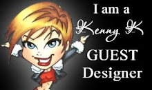 proud to be a guest designer for Kenny K