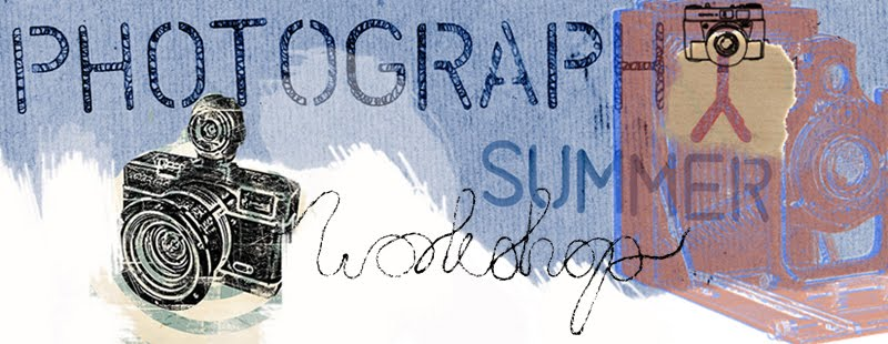 Photography Summer Workshops