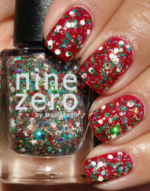 Nine Zero Lacquer Stocking Stuffer