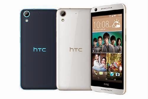 HTC Desire 626, Spesifikasi HP Android KitKat LTE Harga 2,4 Juta