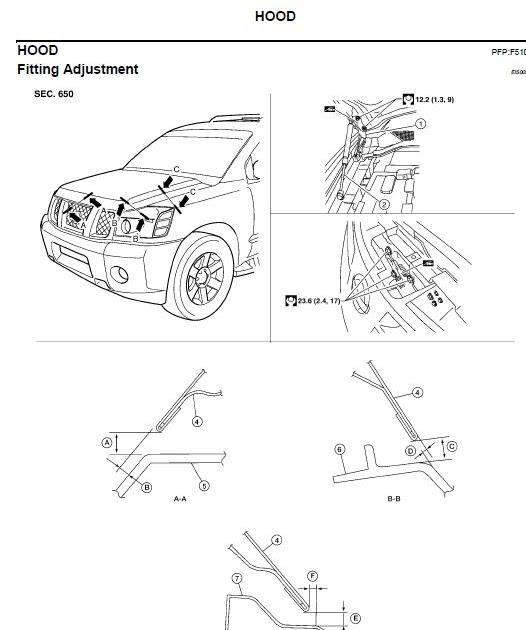 nissan armada ta60 2007 repair manual
