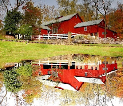 Outstanding Examples of Reverse Reflection Photography Seen On www.coolpicturegallery.us