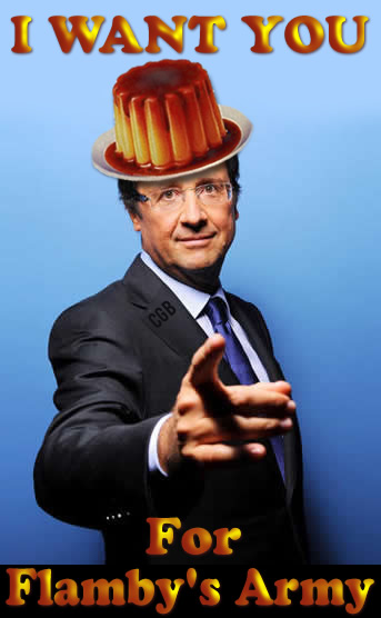 Le candidat Hollande - Page 5 Flamby