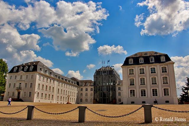 Saarbrücker Schloss - Barock - Schlösser
