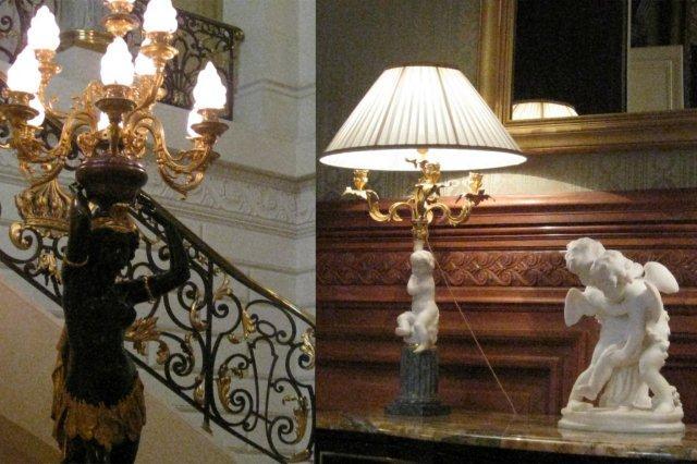 Shangri-La Hotel en Paris