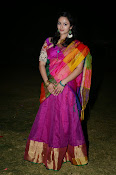 Malavika nair photos in half saree-thumbnail-2