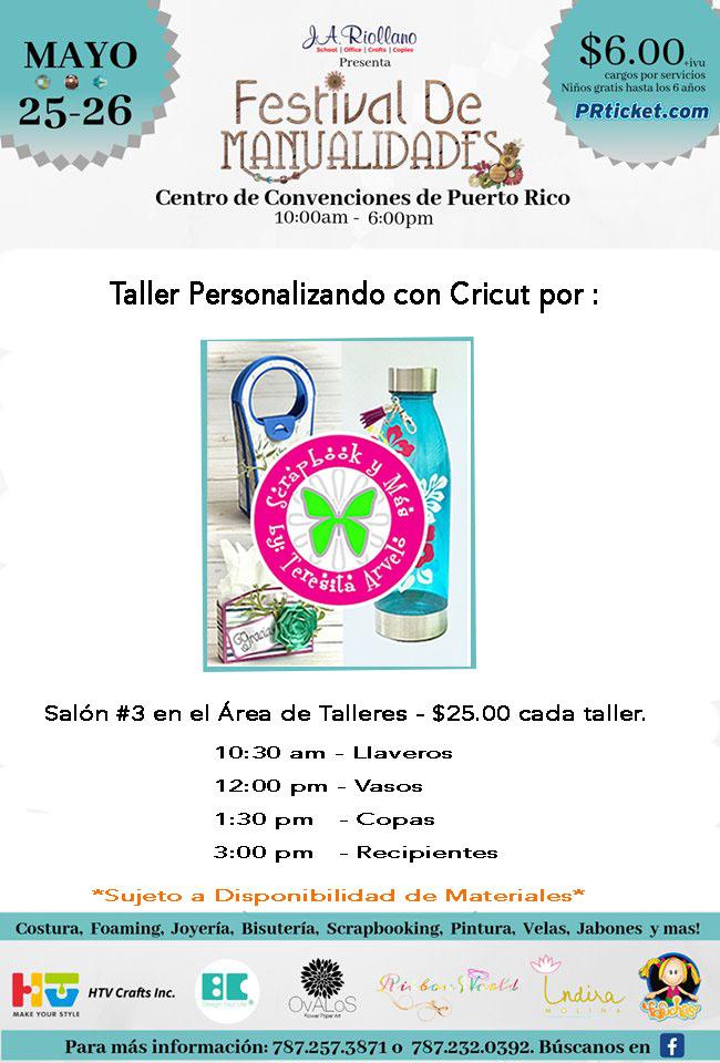 Taller Festival de Manualidades