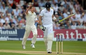 Siddle picked up 8 wickets in 1st test match against England
