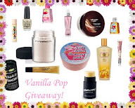 Vanilla Pop Giveaway!!