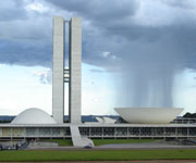 Niemeyer's Brazilian National Congress