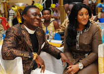 Pastor Chris & Former Wife'