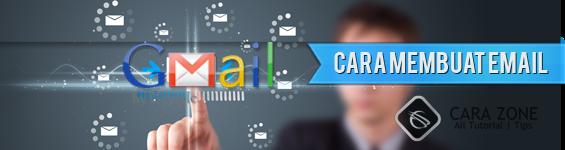 Cara Membuat Email Gmail Gratis Terbaru