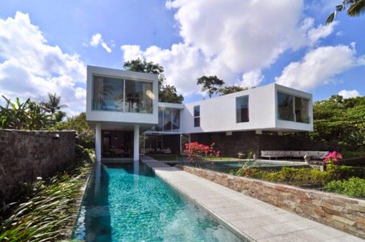 Gambar Rumah Impian dengan Desain Minimalis