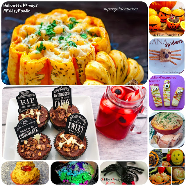 #FridayFoodie – The Halloween Edition