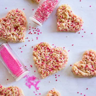 The perfect Valentine's Day treat!