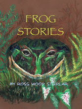 New book: Frog Stories