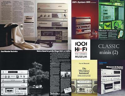 1001hifi classic minis